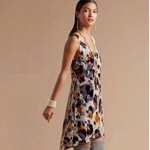 CAbi Velvet Radiant High Low Dress
